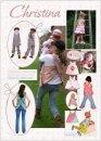 Christina - Hängerchen für Damen, Kinder &...