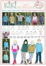 KIKI Schnitt Sweatshirt, Langarmshirt: Jungen, Mädchen