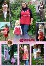 Carlotta - wrap around für Damen & Mädchen