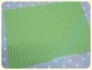 Flexfolie Punkte grün