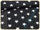 Sterne 3cm schwarz
