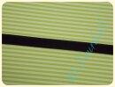 Paspel elastisch uni schwarz