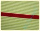 Paspel elastisch uni rot