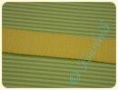 Baumwoll-Gurtband 25mm hellgelb