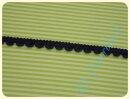 Bommelborte klein dunkelblau