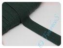 Jersey-Schrägband tannengrün