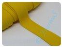 Jersey-Schrägband gelb