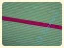 Paspel elastisch uni pink