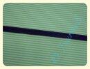 Paspel elastisch uni dunkellila