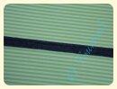 Paspel elastisch uni anthrazit meliert