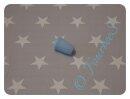 Kordelenden für Kordel 4mm hellblau