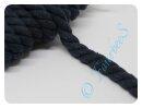 Kordel 12mm dunkelblau