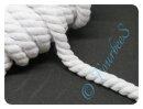 Kordel 12mm weiß