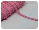 Kordel 6mm rosa meliert