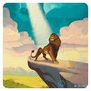 König der Löwen Panel 2 ca. 50x60cm
