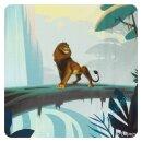 König der Löwen Panel 7 ca. 50x60cm