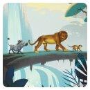 König der Löwen Panel 8 ca. 50x60cm