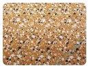 Kork Sprenkel rosa/weiß/gold/blau 50x68cm