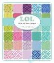 LOL - moda fabrics - Jelly Roll
