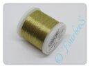 Madeira Metallic Smooth 200m Col. 304 gold nugget