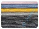 Stripes jeansblau - Webware