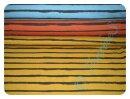 Italian Stripes senfgelb - Jersey