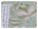 Flowers hellgrün - Jersey