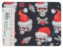Christmas Skull - Webware
