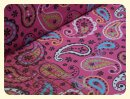 Cool Cords Paisley pink